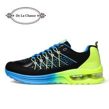 2017 Hombres de Moda Zapatos Casuales Otoño Primavera Diseñador Canasta De Malla Transpirable Zapatos Masculinos Zapatillas Deportivas Hombre