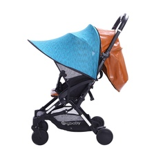 Portable Baby Stroller Sunshade Canopy Cover for Prams Compatible Strollers Car Seat Buggy Pushchair Pram Stroller Accessories