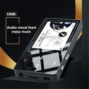Image 2 - جديد المنتج RUIZU D08 Mp3 لاعب Usb 8Gb 16G التخزين 2.4in HD كبير شاشة ملونة اللعب عالية الجودة راديو Fm الكتاب الإلكتروني الموسيقى لاعب