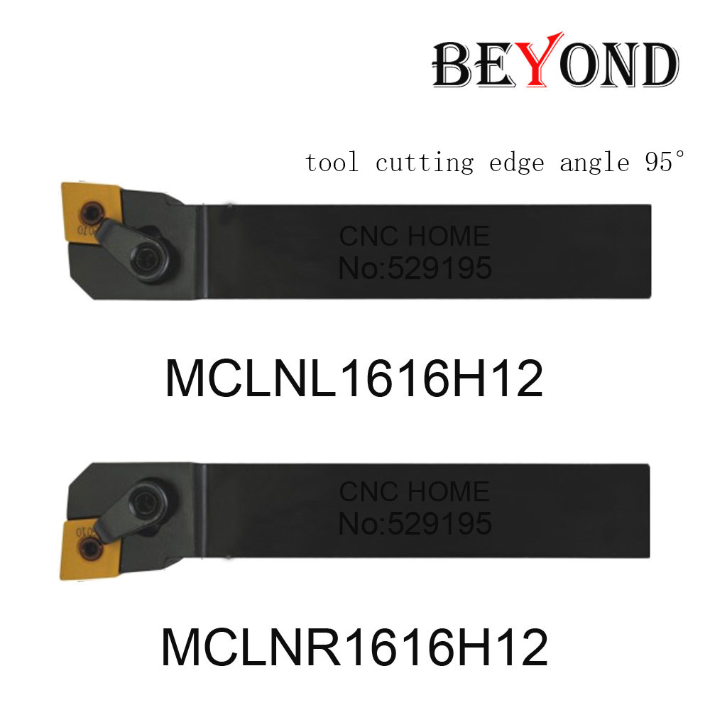 OYYU MCLNR 16MM välise treimise tööriista hoidik MCLNR1616H12 treipingi CNC treipingi MCLNL CNMG volframkarbiidist sisetükk CNMG120404
