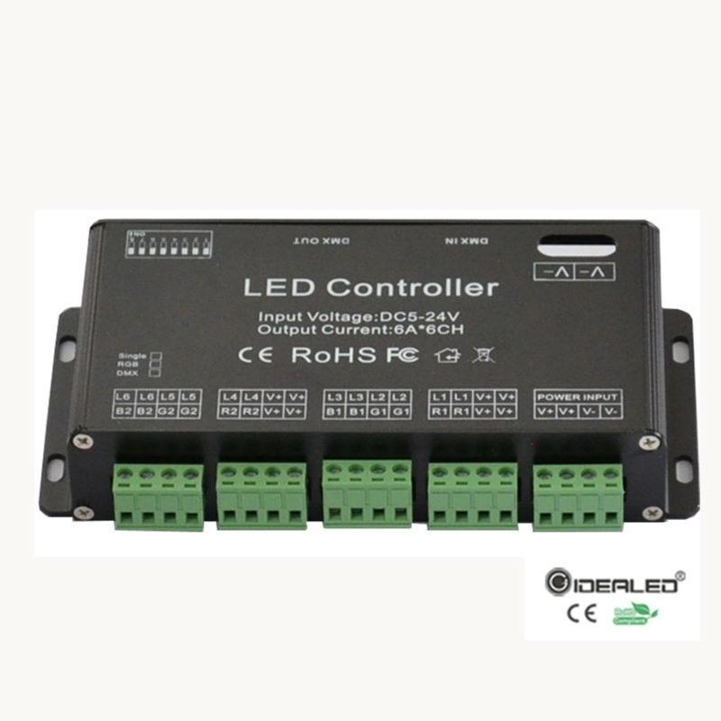 860W RGB yönlü zolaq yüngül yüksək gücü 36A giriş DC12-24V - İşıqlandırma aksesuarları - Fotoqrafiya 3