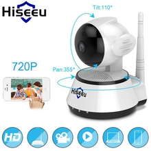 Hiseeu FH2A 720P 3 6mm 120 Degree HD Camcorder Camera Smart Home Automation System for Pet