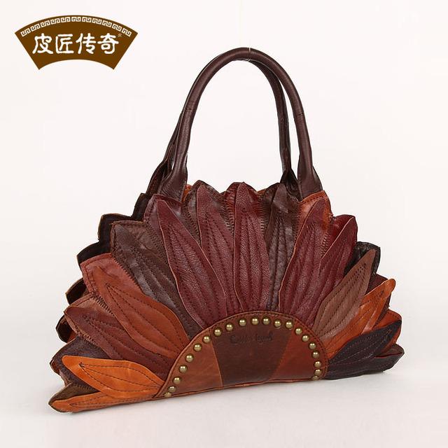 Women Cross-body rivet  Bag