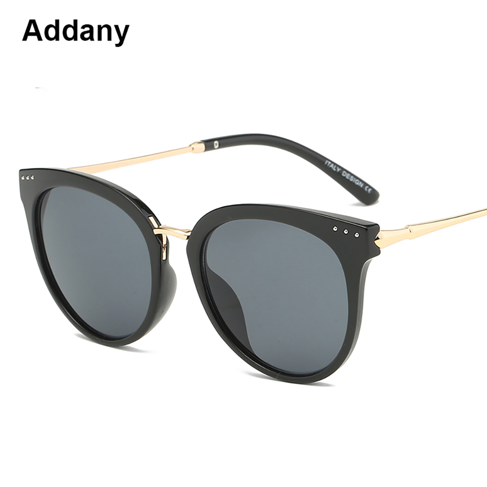 Addany 2018 New Fishion Cat Eye Sunglasses
