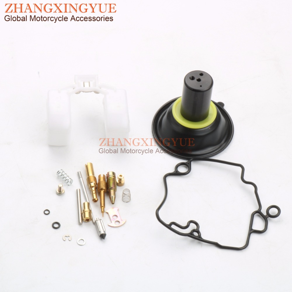 18MM PD18J Carburetor Repair Kit for GY6 50cc 139QMB Scooter 4T