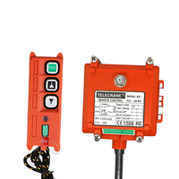 F21 2Sfor hoist crane 1 transmitter and 1 receiver industrial wireless redio remote control switch switches