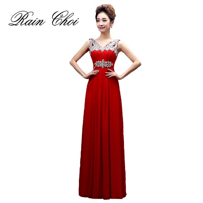 Wedding Party Dresses Elegant Long Formal Gowns Bridesmaid Dresses 2020