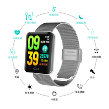 YILIZOMANAWaterproof LED Touch Screen Smart Watch Sleep Call Reminder Monitor Fitness Tracker Smart Wristband  For Android IOS
