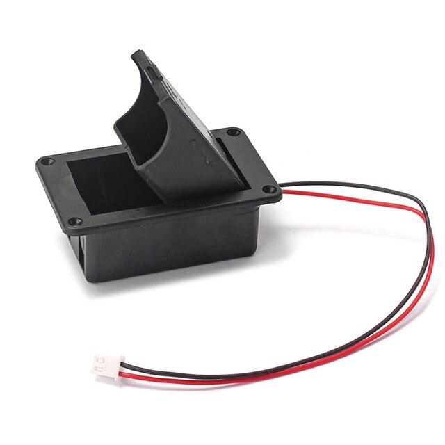 1 Pin 9V Đựng Hộp Dành Cho Đàn Guitar Bass Hoạt Động Bán Cổng Kết Nối