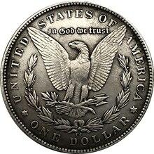 Hobo Nickel  1890-CC USA Morgan Dollar COIN COPY  Type 79