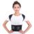 Alta Qualidade Flexibilidade Postura Corrector de Volta Suporte de Ombro Suporte Para as Costas Cinto Correção de Postura de Apoio de Volta Massager
