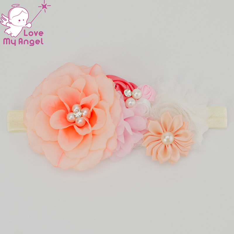 47c9a8e794f vintage coral peach flower girl sash maternity sash baby shower sash  photography prop Accessories 8 set lot-in Belts   Cummerbunds from Mother    Kids on ...