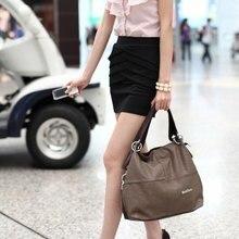 2018 Fashion Designer Women Handbag Female PU Leather Bags Handbags Ladies Brand Shoulder Bag Office Ladies Hobos Bag Totes V5
