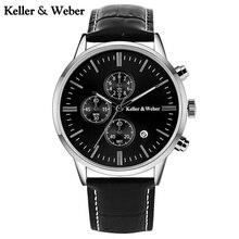 Keller & Weber Elegant Men's Watches Gen