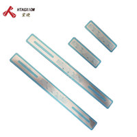 Free Shipping Door Sill Strip Welcome Pedal Trim For Renault MEGANE 2010 2012 2014 Car Styling