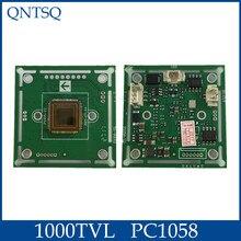1/3″CMOS camera Board 1000TVL IR Camera HD CCTV  Camera PC1058 CMOS Board.CY-PC1058
