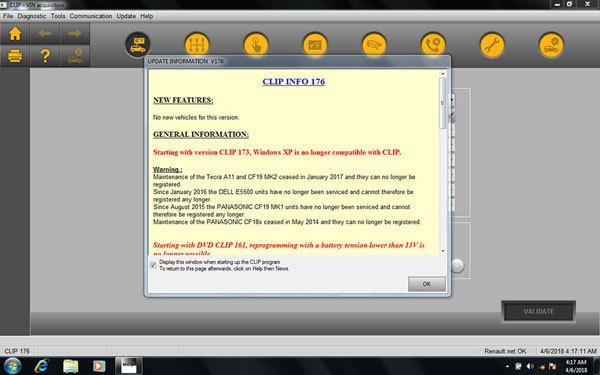 logiciel can clip renault gratuit v178