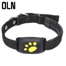 купить OLN Waterproof Pets GSM GPS Pet Tracker Locator constantly Tracking Finder For Pet Dog Cat Real Time Free APP Track Alarm Device недорого