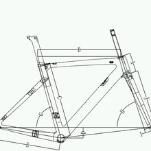 Новинка Paw-10 12 14 карбоновая рама 1k карбоновый дисковый тормоз для велосипеда карбоновый обод тормоза dpd/xdb e10 e12