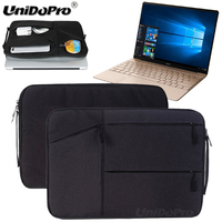 Unidopro Multifunctional Sleeve Briefcase For Huawei MateBook D Signature Edition 15 6 Inch Laptop Mallette Carrying