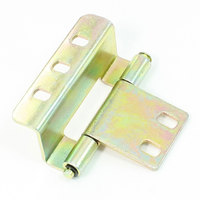 Electricity Cabinet Bronze Tone Metal Concealed Hinge
