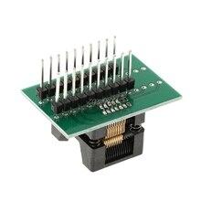 SSOP28 SSOP8 К DIP8 TSSOP8 IC Разъем программируемый адаптер SOP-28-0,65-01 0,65 мм и Прямая поставка