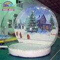 Equipamentos de recreio ao ar livre foto globo de neve para venda