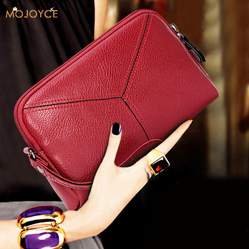 Fashion Designer Women Wallet PU Leather Long Wallet Women Phone Card Holder Long Lady Wallet Purse Clutch For Party