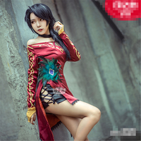 Hot Sale Anime Cosplay RWBY Cinder Fall Sexy Women Dress Cosplay Costume Christmas Cos Sets With
