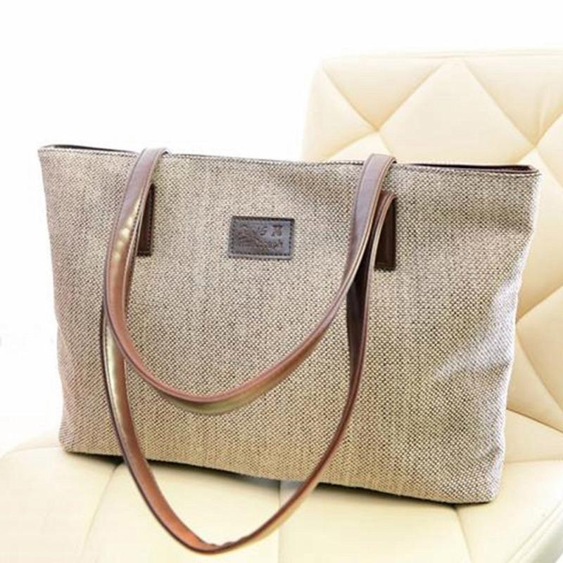 Fashion women Bags Canvas Large Capacity vintage design bag Shopping Handbag Ladies Casual Shoulder Crossbody Bags clutch Сумка