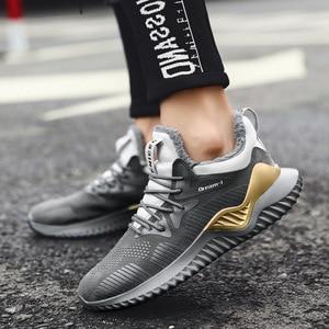 New Men Winter Running Shoes M