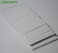 100pcs RFID Tokens 125Khz ID Smart Card Access Card For RFID Reader Keypad Access Control System