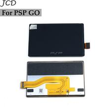 JCD For PSP GO LCD Screen LCD Display Screen Replacement for PSPgo Game Console