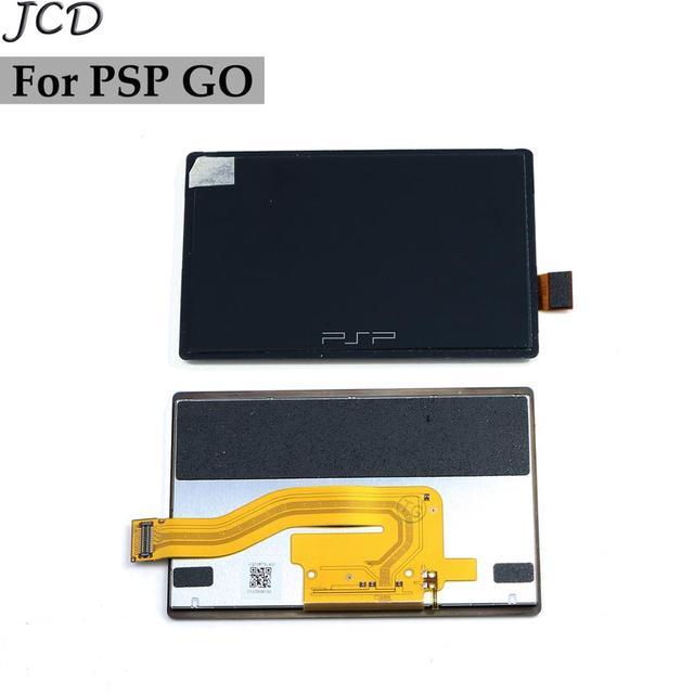 JCD pour le remplacement décran daffichage à cristaux liquides décran daffichage à cristaux liquides de PSP GO pour la Console de jeu de PSPgo