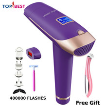 Lescolton Laser Hair Removal Machine ABS Professional More Than 400000 Flash Permanent IPL Epilator and Skin Rejuvenations