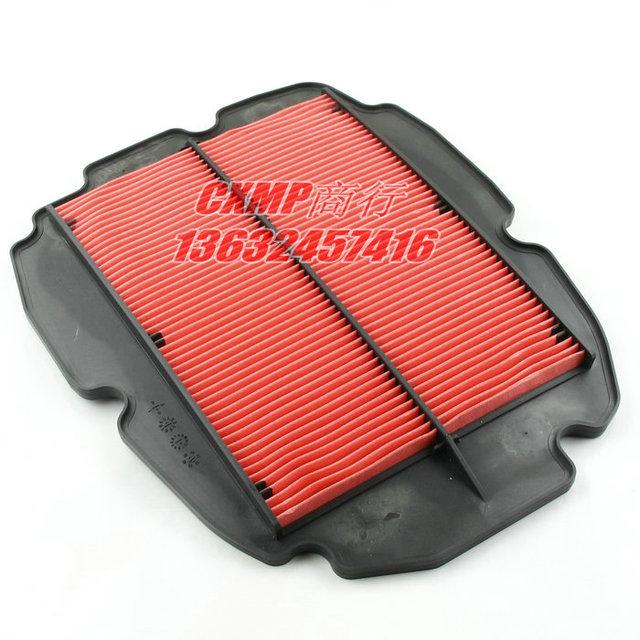 VFR800 acessórios da motocicleta filtro de ar novo filtro de ar da grade de ar