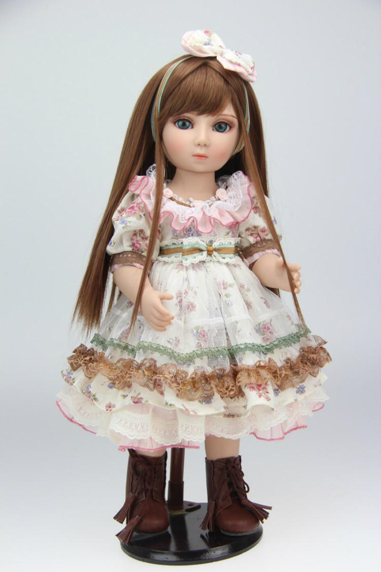 18inch SD/BJD doll 18inch top quality handmade doll beautiful girl doll электрический генератор и электростанция patriot 474101615 maxpower srge 2700 i