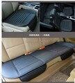 O calor do inverno almofada do assento de carro de bambu do carvão vegetal de saúde almofada sem volta de uma cadeira almofada do assento almofada do assento Auto tampa de assento Do Carro