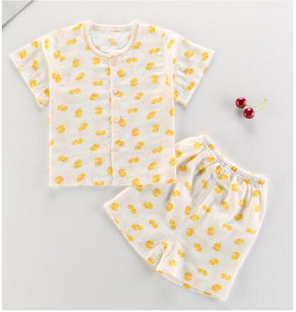 Hot sale Summer new top quality Comfortable cotton Babys Sets 78026-87214
