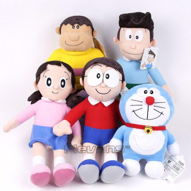 doraemon family nobi nobita minamoto shizuka honekawa suneo big g