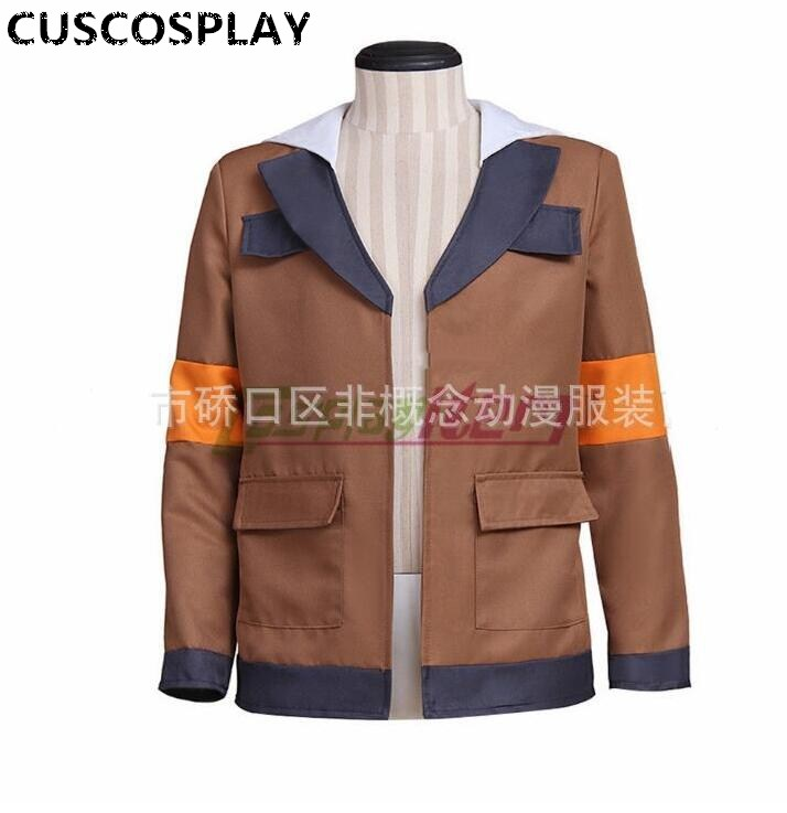 CUSCOSPLAY Custom Made Coat Voltron Legendary Defender Lance Jacket For Halloween Carnival Full Set Cosplay Costume