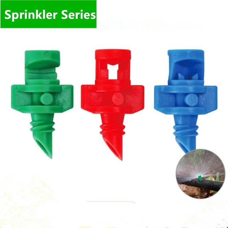 100 pcs/pack 360-grad Ersatz Spray Kopf für Pop-Up Montage Pop-Up Micro Spritzen garten Bewässerung & Bewässerung M122