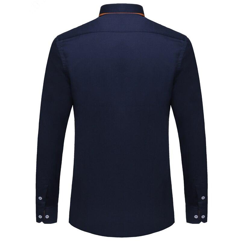 Мужская рубашка VISADA 2017 100% Homme