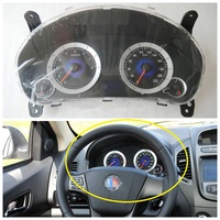 Geely GC6,Car combination meter