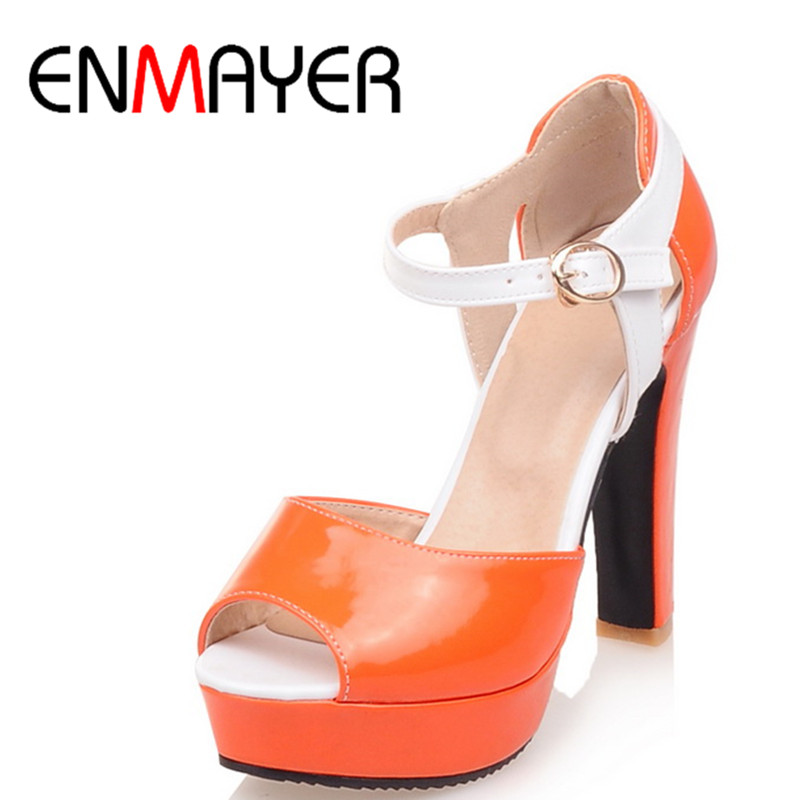 Popular Orange Platform Shoes-Buy Cheap Orange Platform Shoes lots ...