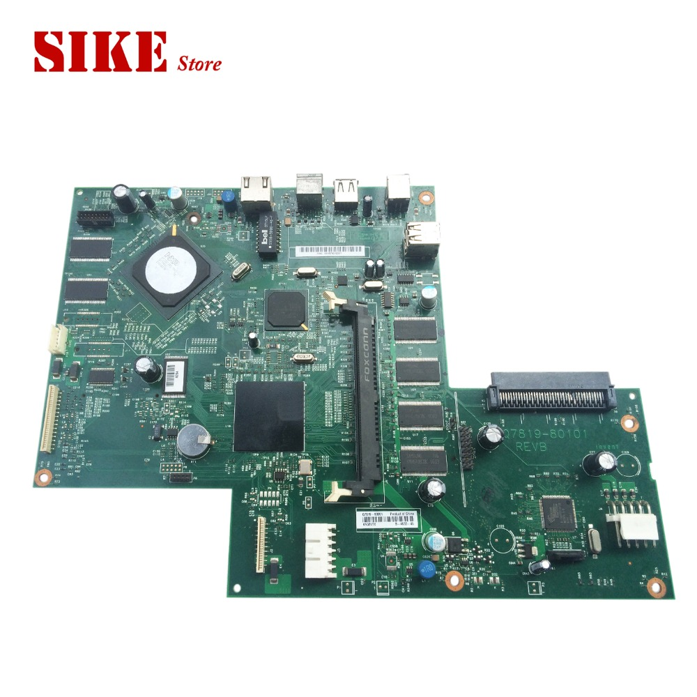 Q7819-60001 Logic Main Board Use For HP M3035 M3027 3035 3027 Formatter Board Mainboard 7819 7819yr sop16 7819yruz tssop16