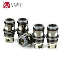 100 Original Vaptio PT1 Tank Replacement Coil 0 2ohm Atomizer Heads For Vaptio PT1 Atomizer 5