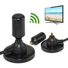 Цифровая телевизионная антенна Superbat Freeview для помещений, 15dBi, антенна для DVB-tv HD tv, штепсельная вилка, Магнитная база, кабель 1,7 м, настраиваемый