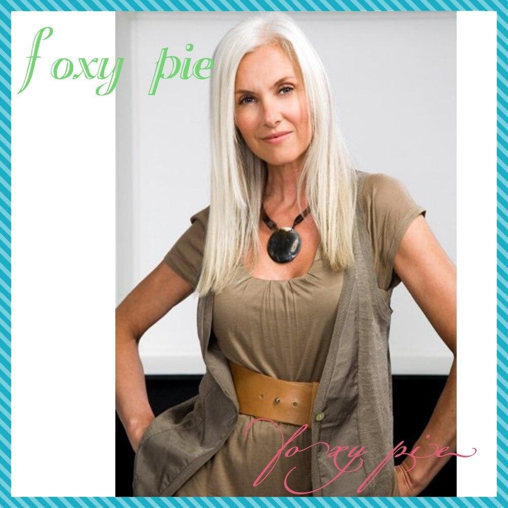 fashion brazilian blonde human hair wigs 613#bleach blonde human