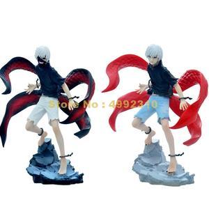 Image 1 - anime tokyo ghoul kaneki ken awakened ver. ken pvc  action figure 22cm Toy